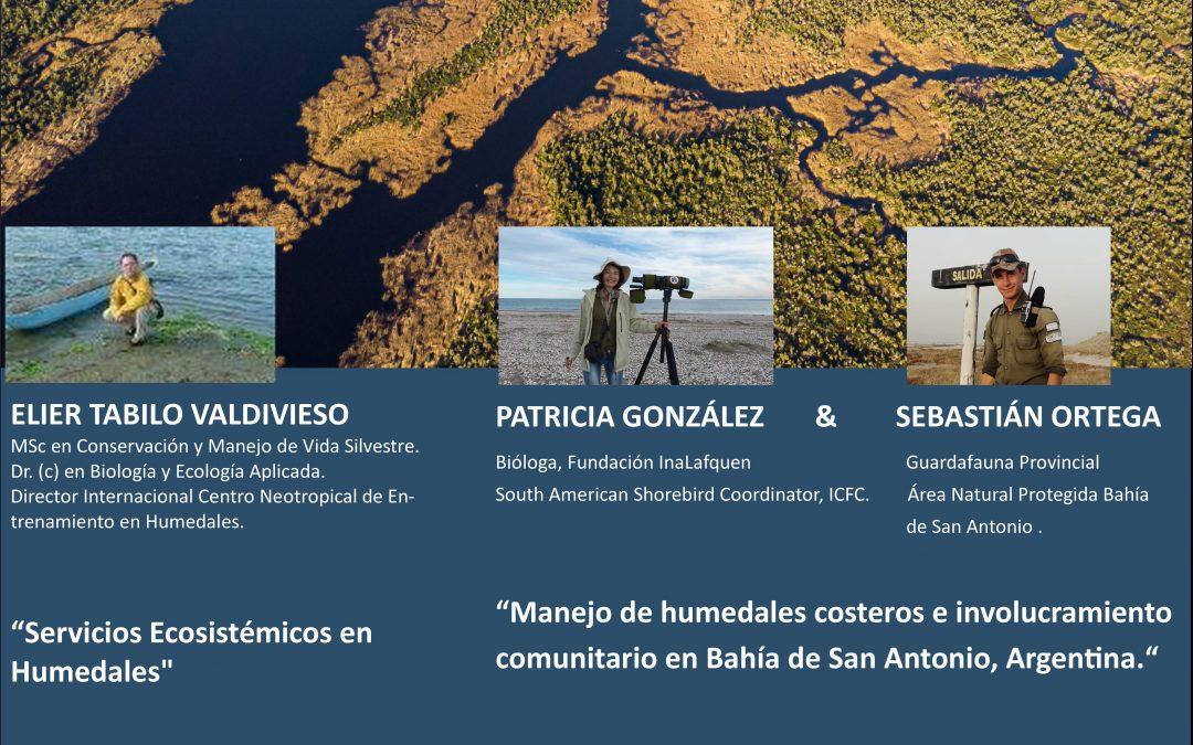 """Exitoso programa de charlas """"Encuentros en el Santuario de la Naturaleza Humedales del río Maullín"""""""
