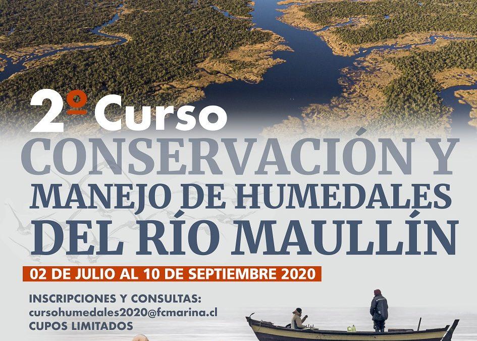 EXITOSO LLAMADO A PARTICIPAR EN 2 CURSO DE MANEJO Y CONSERVACIÓN DE HUMEDALES
