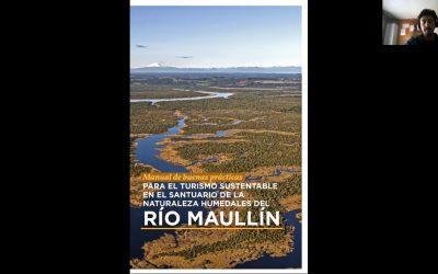 Lanzamiento virtual del Manual de Buenas Prácticas para el turismo Sustentable en el Santuario de la Naturaleza Humedales del río Maullín.
